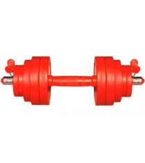 Гантель разборная Leco 16 кг Home гп710-2