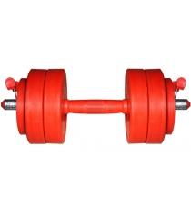 Гантель разборная Leco 24 кг Home гп710-4