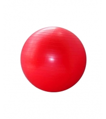 Мяч гимнастический Leco 85 см красный гп123005