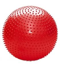 Мяч массажный Leco 65 см красный гп123102
