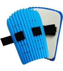 Щитки футбольные для голени Leco размер M гп131070