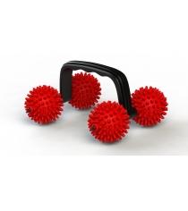 Массажер шариковый Leco 2х2 гп136001