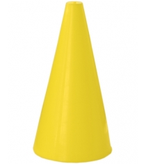 Конус для разметки полей и трасс Leco 16 см флуоресцентный гп146052