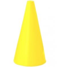 Конус для разметки полей и трасс Leco 20 см флуоресцентный гп146062