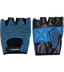 Перчатки для фитнеса и тяжелой атлетики Leco Pro размер L т11125-3