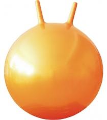 Мяч гимнастический Leco 46 см с рожками т1230
