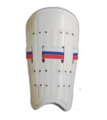 Щитки футбольные для голени Leco размер M т131053