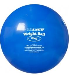 Мяч Leco для атлетических упражнений 6 кг гп022111...