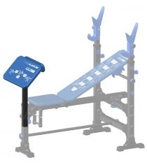 Парта для скамьи под штангу Leco It Pro гп027045