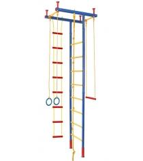 Детский спорткомплекс распорный Leco гп030251 Металл
