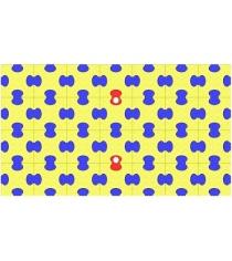 Пазловый коврик под ДСК Leco It 100х175 см гп030803
