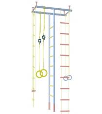 Кольца гимнастические большие Leco для ДСК гп030970