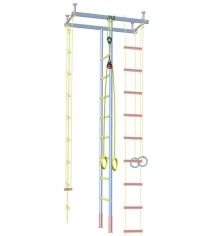 Кольца гимнастические динамические Leco для ДСК гп030972