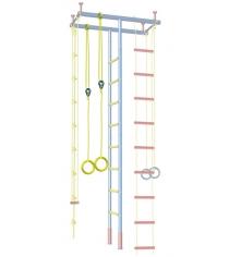 Кольца гимнастические Leco для ДСК гп030974