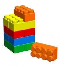 Набор из 10 элементов Leco GigaBloks 10 гп030990