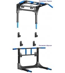 Комплекс Leco Турник с брусьями настенный Leco It Pro гп032163