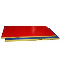 Мат гимнастический Leco 100х200х6 cм гп50-11