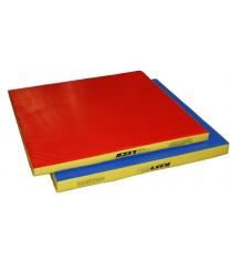 Мат гимнастический Leco 100х100х10 cм гп50-15