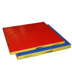 Мат гимнастический Leco 100х100х6 cм гп50-17