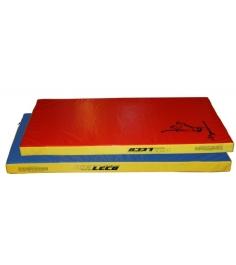 Мат гимнастический Leco 100х50х6 cм гп50-18