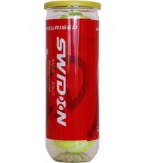 Мяч для большого тенниса Leco 3 шт т029-929
