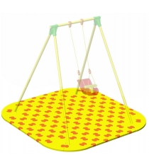 Коврик Puzzle Playground для качелей Leco гп050952