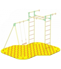 Коврик Puzzle Playground для детского спортивного комплекса Leco гп050954