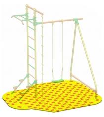 Коврик Puzzle Playground для качелей с лестницей Leco-IT Outdoor гп050956