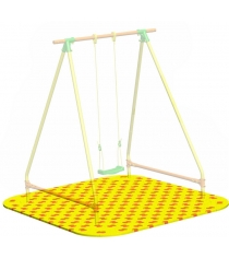 Коврик Puzzle Playground для качелей одиночных Leco-IT Outdoor гп050960