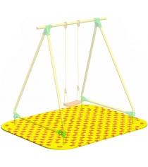 Коврик Puzzle Playground для качелей одиночных Leco-IT Street гп050974