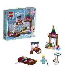 Lego Disney princess 41155 приключения эльзы на рынке