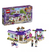Lego Friends 41336 арт кафе эммы