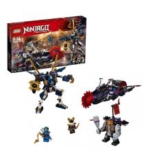 Lego Ninjago киллоу против самурая икс 70642