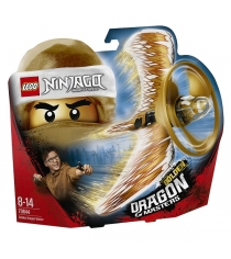 Lego Ninjago хозяин золотого дракона 70644