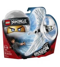 Lego Ninjago зейн мастер дракона 70648