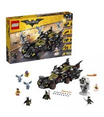 Lego Batman movie крутой бэтмобиль 70917