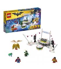 Lego Batman movie вечеринка лиги справедливости 70919