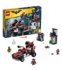 Lego Batman movie тяжёлая артиллерия харли квинн 70921