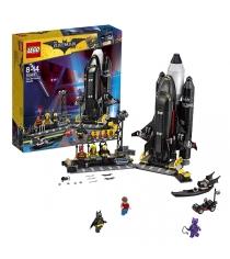 Lego Batman movie космический шаттл бэтмена 70923