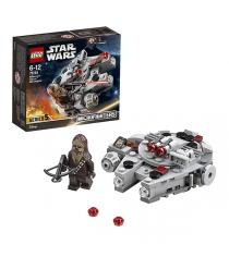 Lego Star wars 75193 микрофайтер сокол тысячелетия
