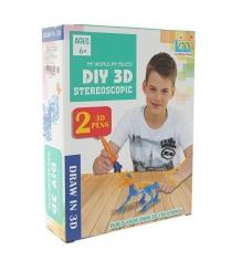 Набор 3d ручки stereoscopic Leimengtoys lm222-5a