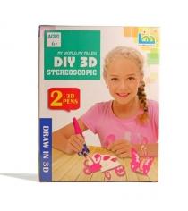 Набор 3d ручки stereoscopic Leimengtoys lm222-5b
