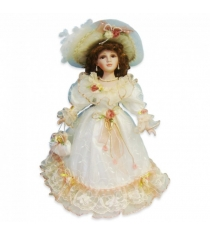 Кукла фарфоровая алина 18 Lisa Jane 29686