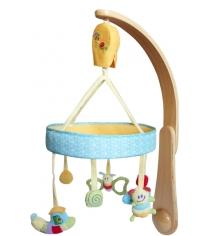 Музыкальная игрушка Little bird told me каруселька LB3045