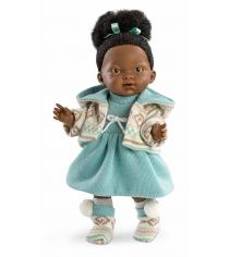 Кукла Llorens Juan Валерия мулатка 28 см L 28019
