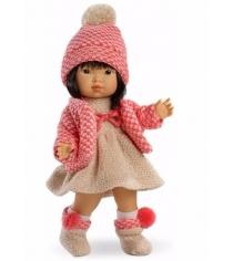 Кукла Llorens Juan Валерия азиатка 28 см L 28022