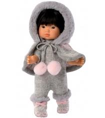 Кукла Llorens Juan Валерия азиатка 28 см L 28020