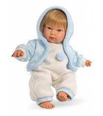 Кукла Llorens Juan Кукуй 30 см L 30001