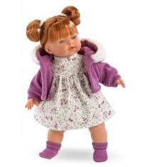 Кукла Llorens Juan Алиса 33 см L 33282
