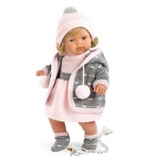 Кукла Llorens Juan Лола 38 см L 38544